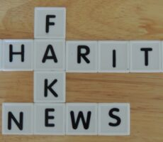 Charity Fake News